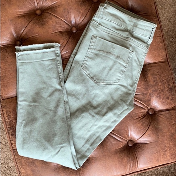 RSQ Denim - RSQ Olive ankle cut jeans Size 7